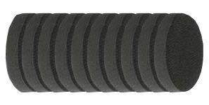 otpk_02612_4 Position F-BLACK Finishing Pad 10 PACK