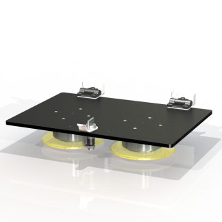 DD2 Black Composite Lid Assembly